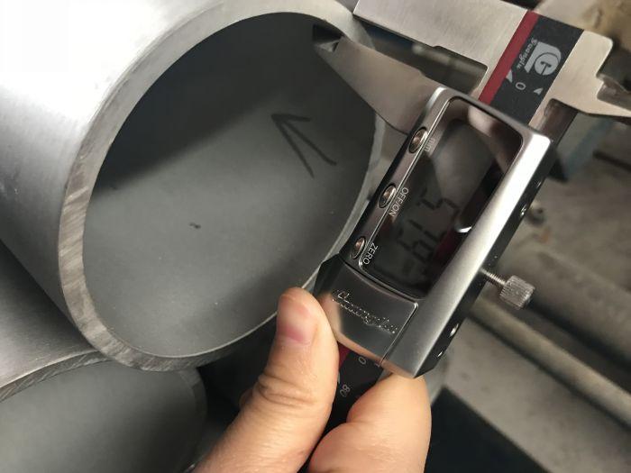 高精度公差不锈钢无缝管