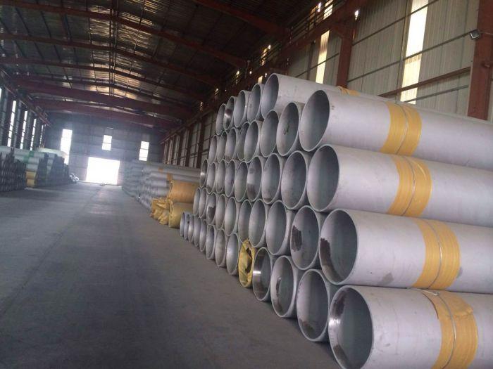 温州大口径不锈钢无缝管厂家